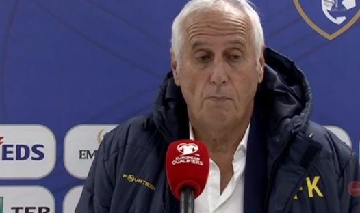 Challandes: Përformanca nuk ishte e keqe, ekipi luajti mirë