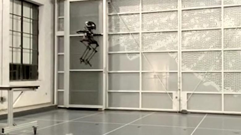 Njihuni me robotin i cili mund të ecë, fluturojë dhe të bëjë 'skateboard'