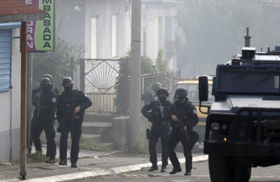 Kjo është gjendja e katër policëve që u plagosën sot në veri të Kosovës